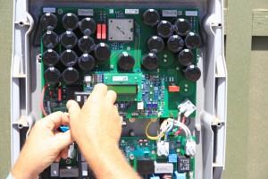 Solar inverter repair and solar panel repair