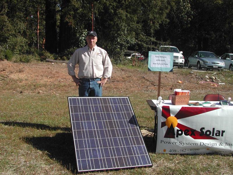 Solar Powered Kids Fair Education