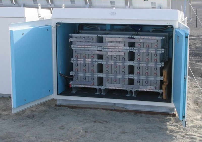 Battery Installation Insulated Enclosures