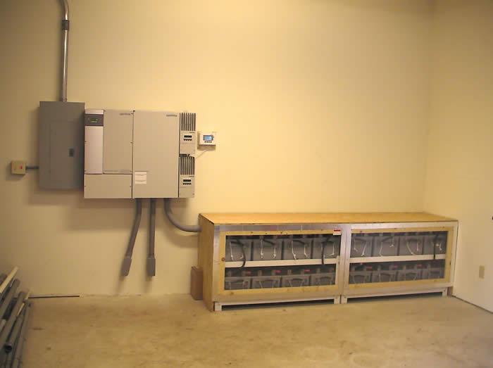 Xantrex Solar Power Panel Installation